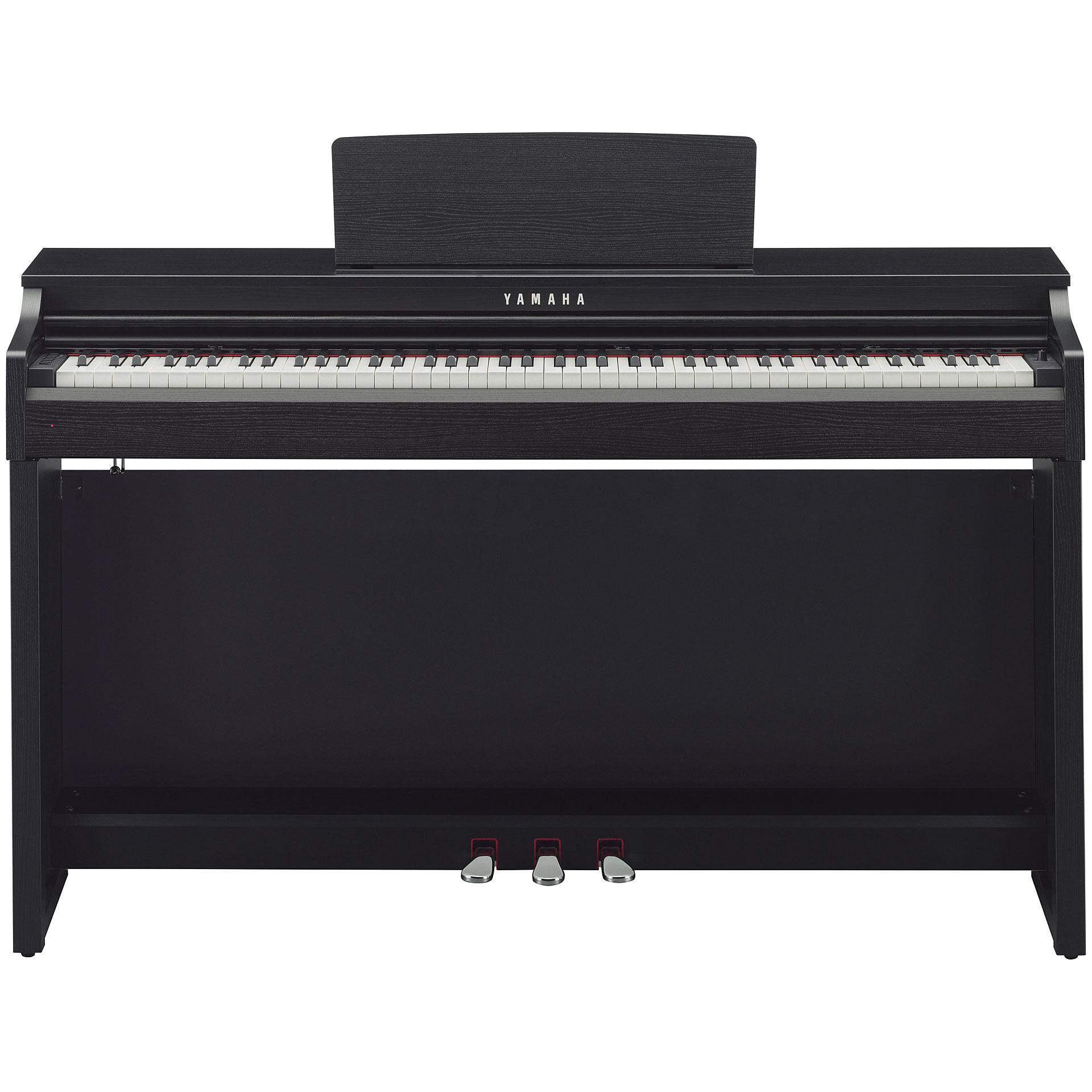 yamaha clavinova clp 525b digital piano. Black Bedroom Furniture Sets. Home Design Ideas