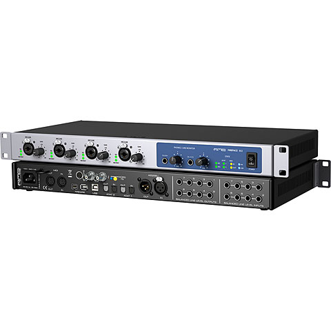 Interface de audio RME Fireface 802