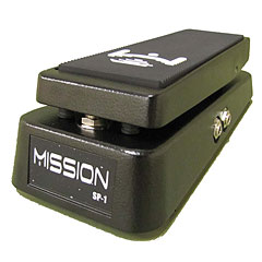 Mission Engineering SP-1-BK « Pedal guitarra eléctrica