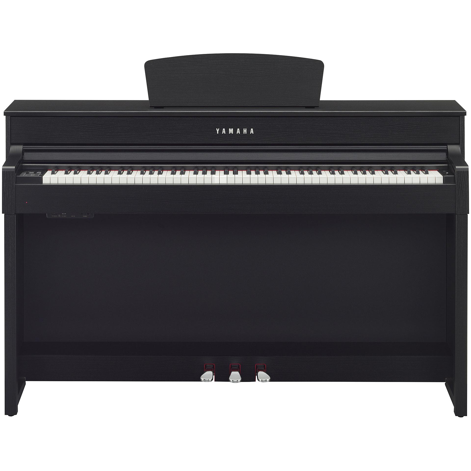 yamaha clavinova clp 535b digital piano. Black Bedroom Furniture Sets. Home Design Ideas