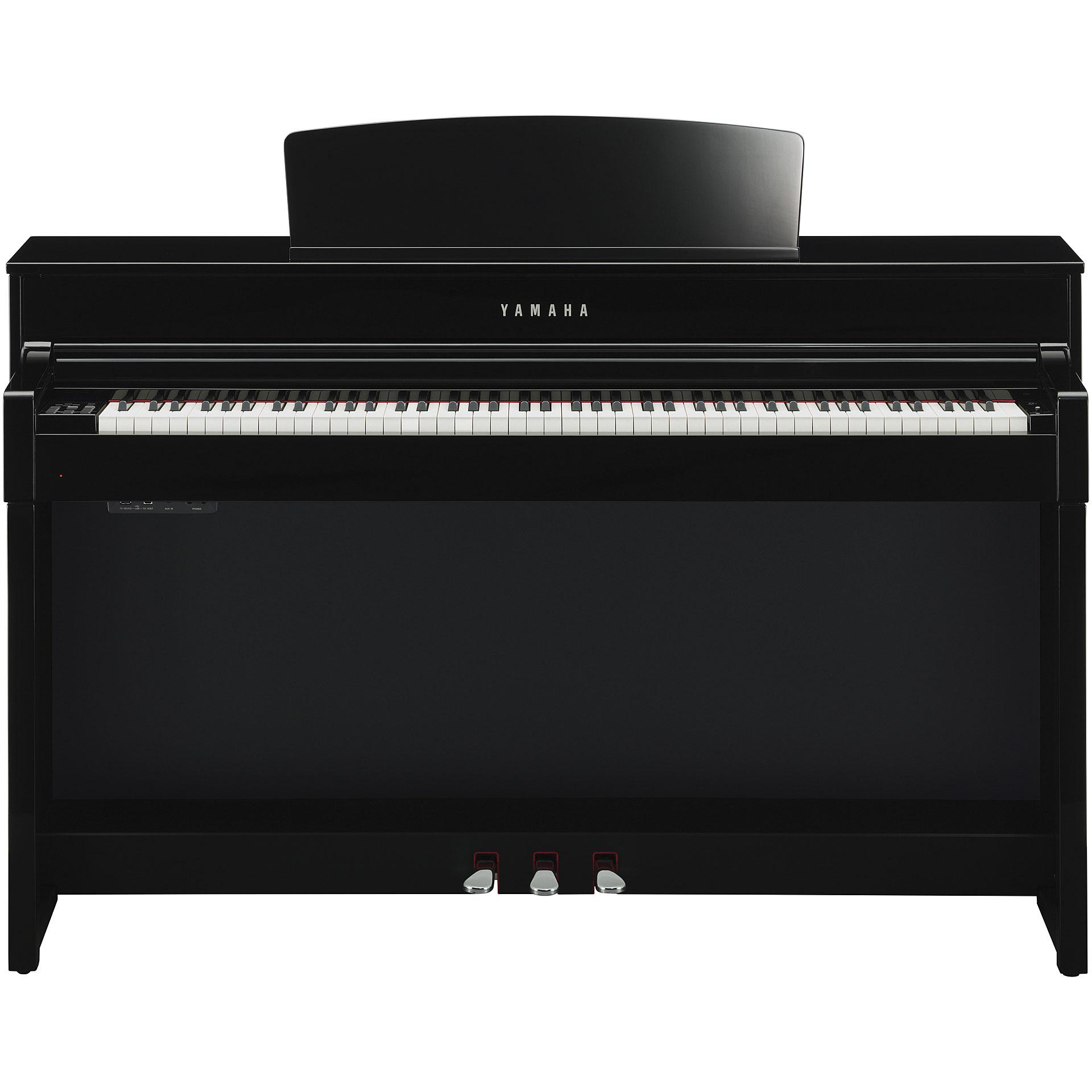 yamaha clavinova clp 545pe digital piano. Black Bedroom Furniture Sets. Home Design Ideas