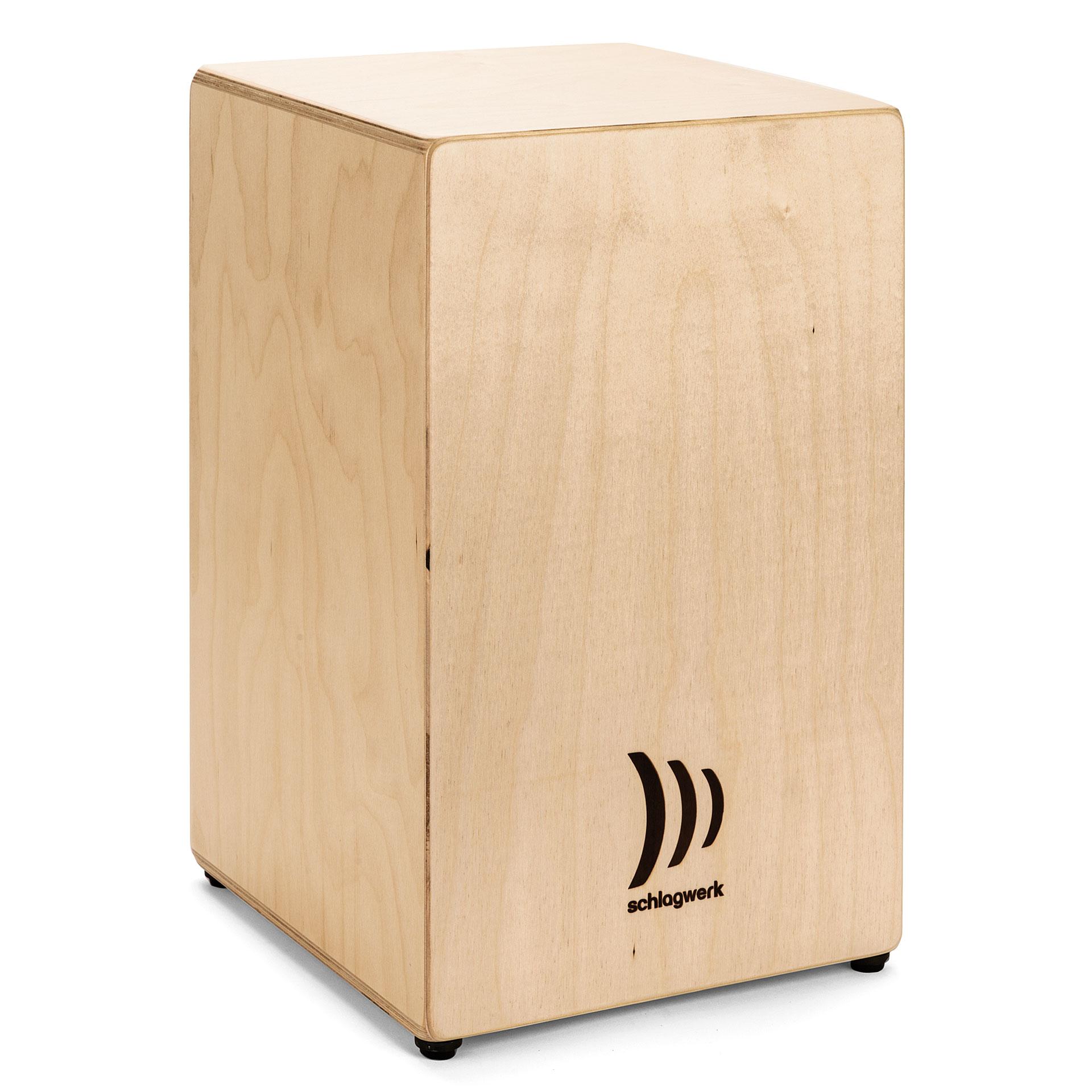 Schlagwerk cba2s quick assembly kit large cajon for Fast set gartenpool xxl