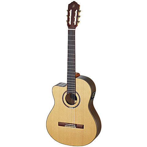 Konzertgitarre Lefthand Ortega RCE159MN-L