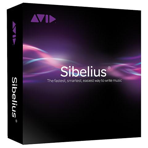 Avid Sibelius Professional Deutsch