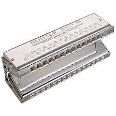 Hohner Bass 58 « Orchestral Harmonica