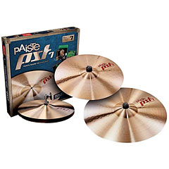 Paiste PST 7 Medium 14HH/16C/20R « Cymbal-Set