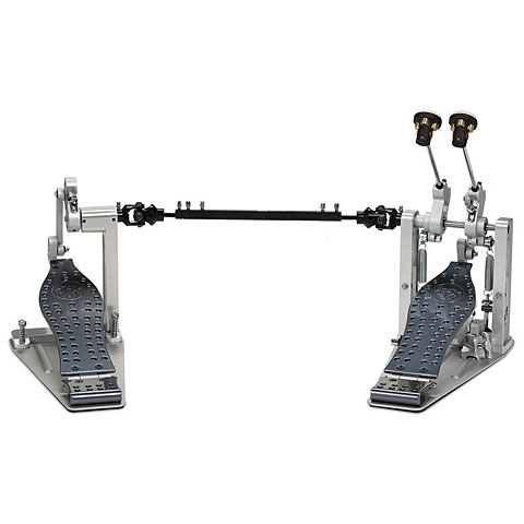 Pedal de bombo DW Machined Direct Drive CPMDD2 Double Bass Drum Pedal