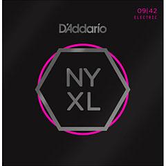 D'Addario NYXL0942 Set « Cuerdas guitarra eléctr.