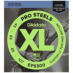 D'Addario EPS300 Pro Steels .043-107 « Set di corde per basso elettrico