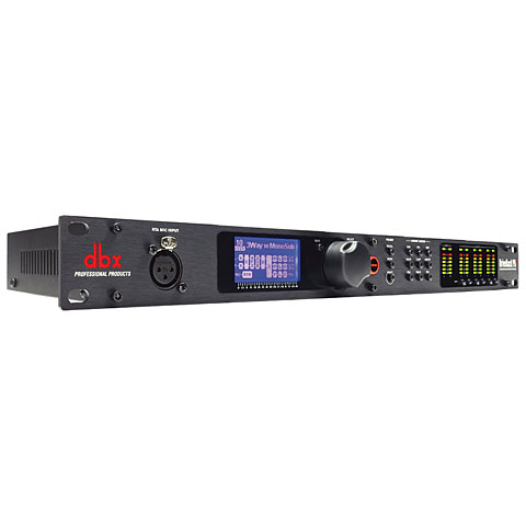 Systeem Controller dbx DriveRack PA2