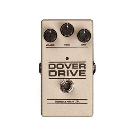 Effektgerät E-Gitarre Lovepedal Hermida Dover Drive