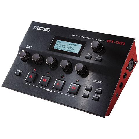 Multi-effets guitare électrique Boss GT-001