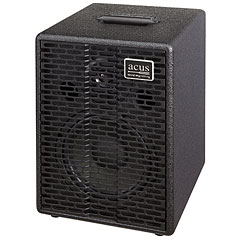 Acus One 8 Extension Cabinet Black « Acoustic Guitar Amp