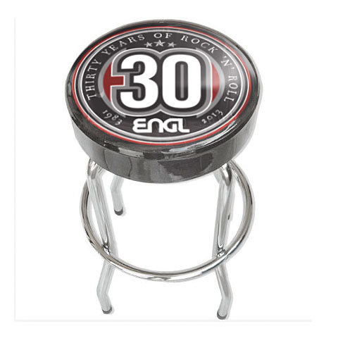 "Engl Bar Stool 30 Years Anniversary 30"""