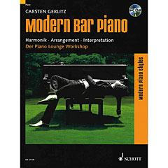 Schott Modern Bar Piano « Lehrbuch