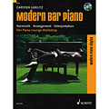 Instructional Book Schott Modern Bar Piano, Books, Books/Media