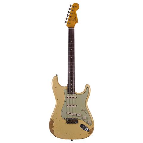Fender Custom Shop 1961 Stratocaster Heavy Relic AVW « Elektrische Gitaar