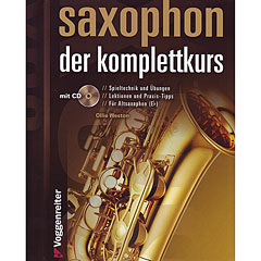 Voggenreiter Saxophon - Der Komplettkurs « Instructional Book