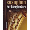 Libro di testo Voggenreiter Saxophon der Komplettkurs