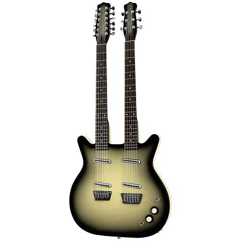 Danelectro Doubleneck DB 612-BBS « E-Gitarre