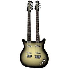 Danelectro Doubleneck DB 612-BBS  «  Guitare électrique
