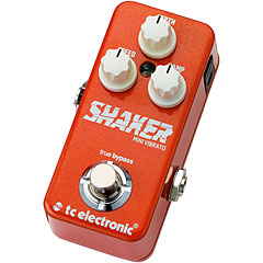 TC Electronic Shaker Mini Vibrato « Guitar Effect