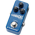 Pedal guitarra eléctrica TC Electronic Flashback Mini Delay