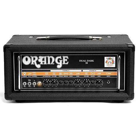 Cabezal guitarra Orange Dual Dark 50 Head