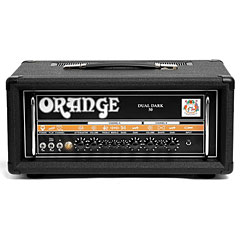 Orange Dual Dark 50 Head « Cabezal guitarra