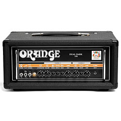 Orange Dual Dark 100 Head « Cabezal guitarra