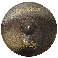 "Istanbul Mehmet 61st Anniversary 16"" Vintage HiHat « Cymbale Hi-Hat"