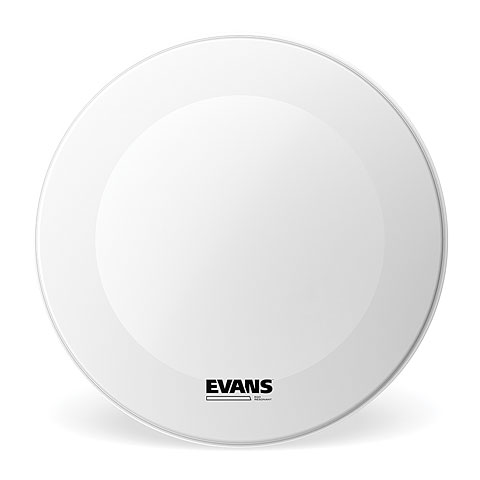 "Parches para bombos Evans EQ-3 Resonant Coated 20"" Bass Drum Head"