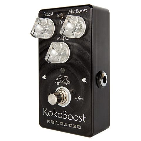 Pedal guitarra eléctrica Suhr Koko Boost Reloaded