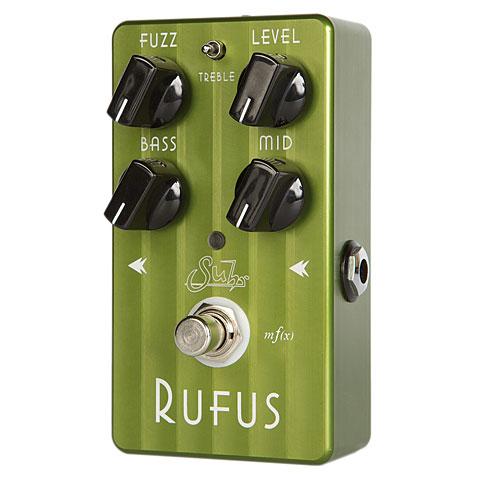 Pedal guitarra eléctrica Suhr Rufus