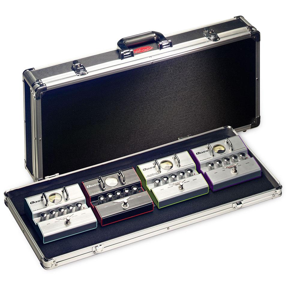 stagg upc 688 pedal case effect pedalboard. Black Bedroom Furniture Sets. Home Design Ideas
