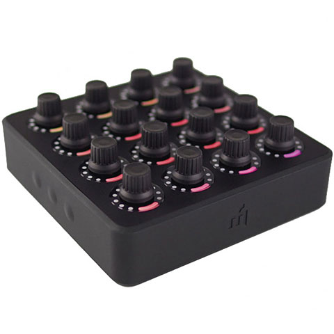 Contrôleur DJ DJ TechTools Midi Fighter Twister black