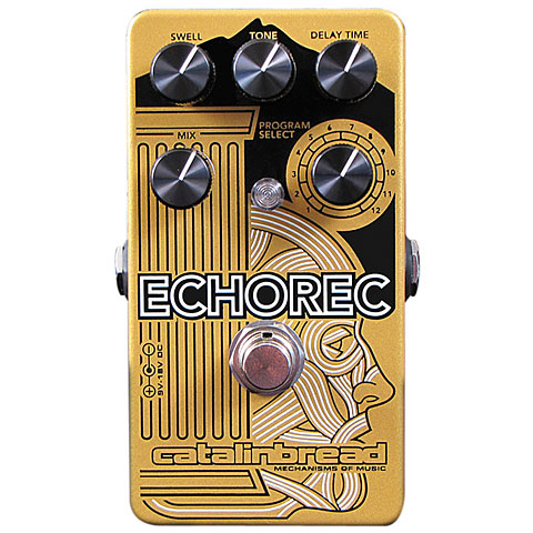 Effektgerät E-Gitarre Catalinbread Echorec Multi-Head Delay