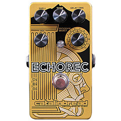 Catalinbread Echorec Multi-Tap Delay « Effectpedaal Gitaar