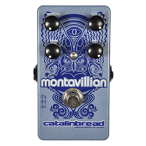Catalinbread Montavillian Ambient Delay