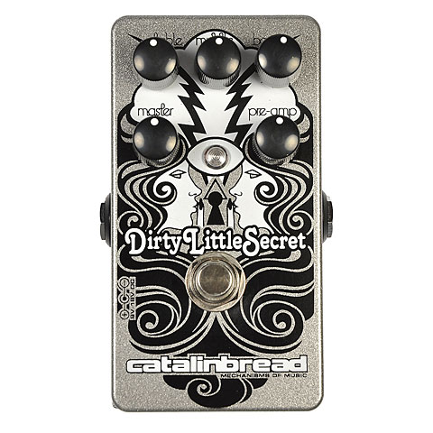 Pedal guitarra eléctrica Catalinbread Dirty Little Secret MkIII