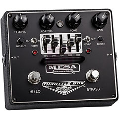 Mesa Boogie Throttle Box EQ « Effectpedaal Gitaar
