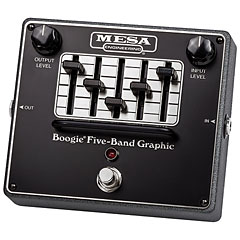 Mesa Boogie Graphic EQ « Effectpedaal Gitaar