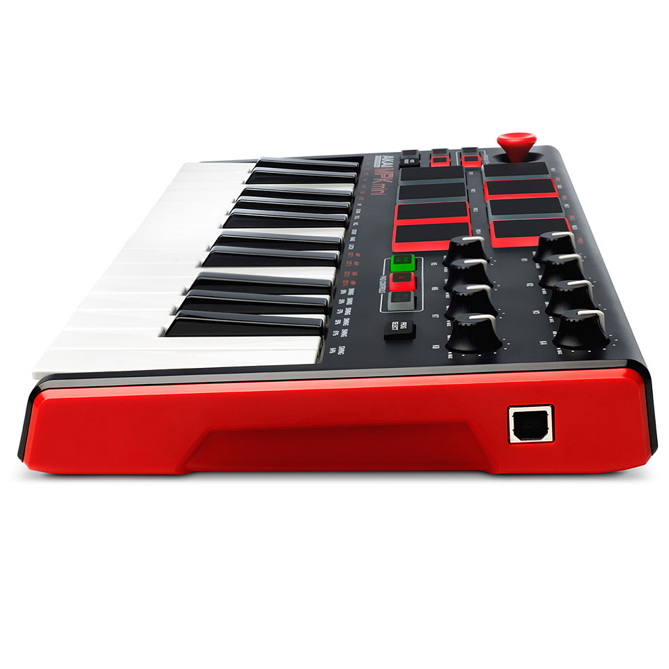akai mpk mini mk2 master keyboard. Black Bedroom Furniture Sets. Home Design Ideas