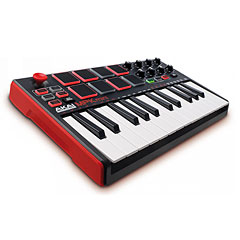 Akai MPK Mini MK2 « MIDI Keyboard
