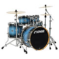 Sonor Select Force SEF 11 Stage 3 WM Blue Galaxy Spakle « Set di batterie