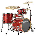 Set di batterie Sonor Special Edition Bop SSE 12 Red Galaxy Sparkle