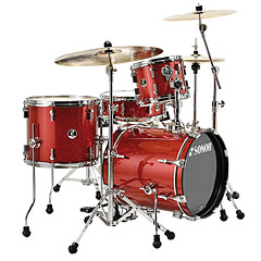 Sonor Special Edition Safari SSE 10 Red Galaxy Sparkle « Drum Kit