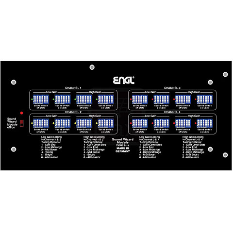 Engl Z16 Sound Wizard Module