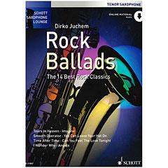 Schott Saxophon Lounge Rock Ballads Tenor Sax