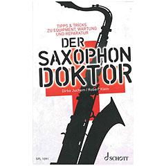 Schott Schott Der Saxophon Doktor « Libros guia